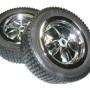 Non Flattening Aaladin Tires
