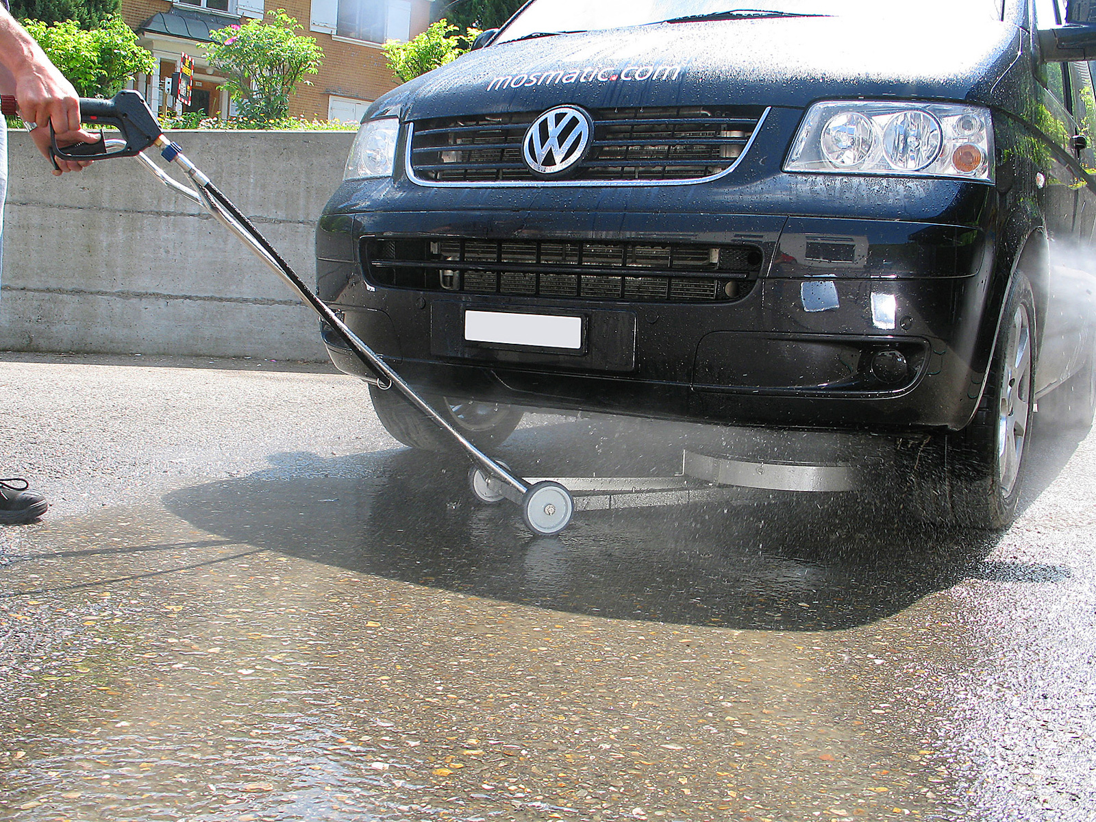 Where To Wash Car Undercarriage